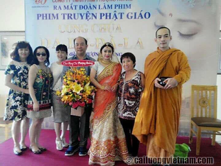 Quach Dai Thanh bi mat truoc them xuan