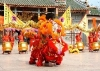 Lion dance teams to celebrate mid-Autumn festival