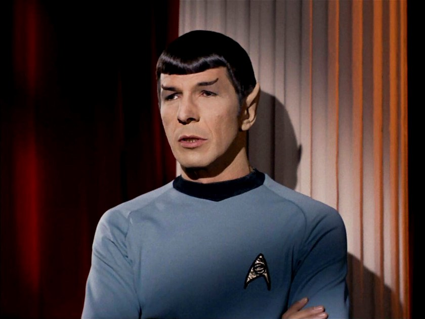 Leonard Nimoy, Spock in 'Star Trek' series, dies at 83