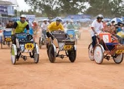 Sai Gon Cyclo Challenge – Race for Charity