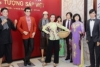 Việt Hương là một trong 100 nghệ sĩ được dựng tượng sáp.