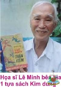 Họa sĩ Lê Minh