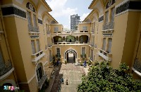 The 99-door edifice of Saigon's tycoon