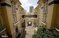 The 99-door edifice of Saigon's tycoon