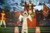 Trích đoạn cải lương Mặt trời đêm thế kỷ của nghệ sĩ cải lương Bình Tinh trong chương trình đang gây chú ý Sao nối ngôi.