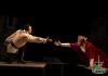 Một cảnh diễn trong vở kịch Hamlet